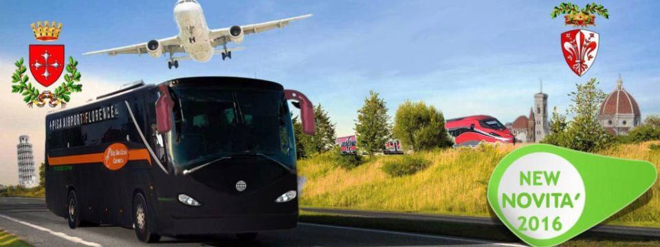 NEW: Direct Sky Bus Lines